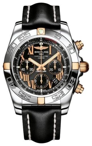Фото швейцарских часов Мужские швейцарские наручные часы Breitling Chronomat 44  IB011012/B957/435X