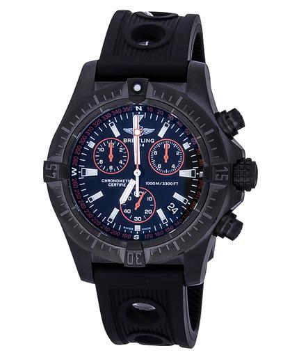 Фото швейцарских часов Мужские швейцарские наручные часы Breitling Avenger Seawolf Chrono M73390T2/BA88/200S
