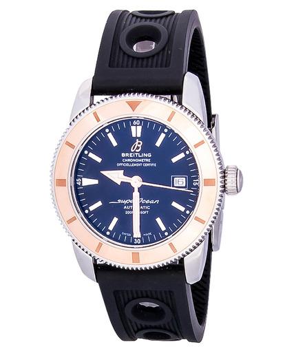 Фото швейцарских часов Мужские швейцарские наручные часы Breitling Superocean 44 U1732112/BA61/200S