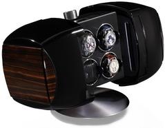 Шкатулка для часов Buben&Zorweg Phantom 4 Macassar black