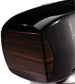 Фото Шкатулка для часов Buben&Zorweg Phantom 4 Macassar black