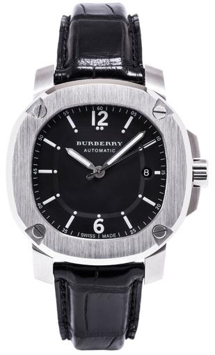 Фото швейцарских часов Мужские швейцарские наручные часы Burberry BRITAIN Classic BBY1200