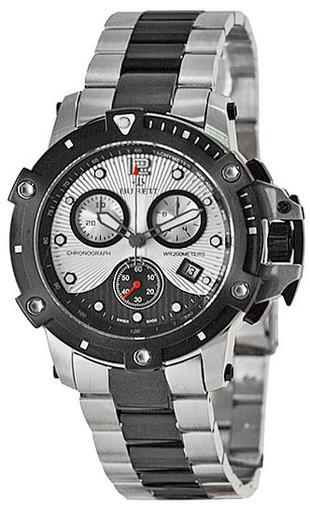 Фото швейцарских часов Мужские швейцарские наручные часы Burett Vantage B 4205 LSSA