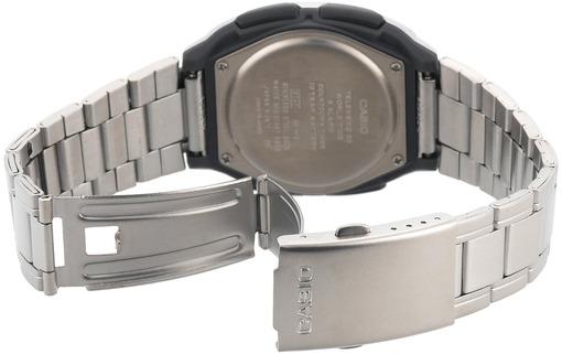 Фото японских часов Мужские японские наручные часы Casio Standard Combi  AW-81D-1A