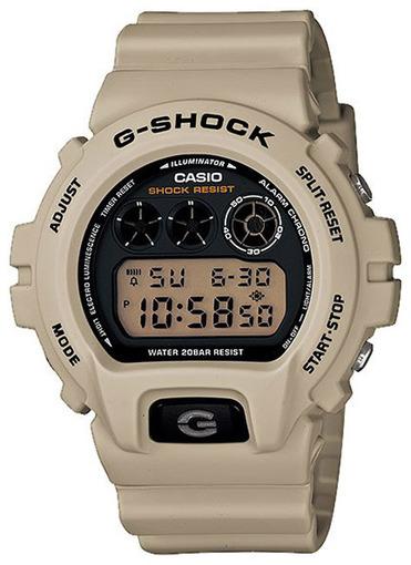 Фото японских часов Мужские японские наручные часы Casio  DW-6900SD-8E