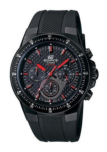 Фото японских часов Мужские японские наручные часы Casio Edifice  EF-552PB-1A4