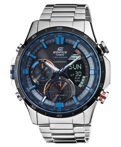 EDIFICE Mens Chronograph Watches Casio