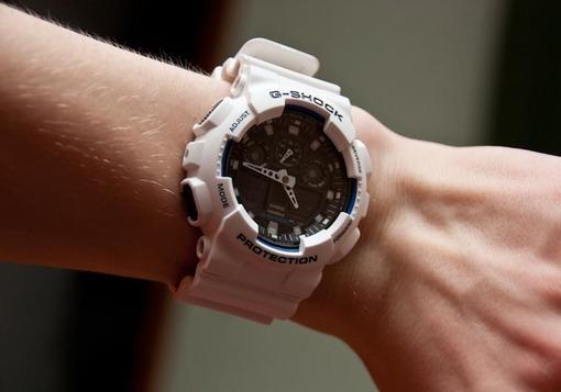 фото Casio G-Shock GA-100B-7A
