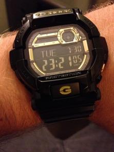 Фото Casio G-Shock GD-350BR-1E
