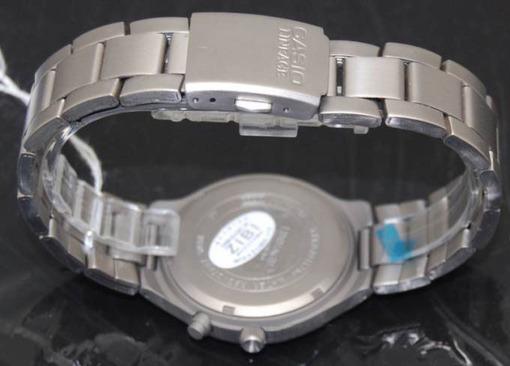 Титановые наручные часы Casio Оригиналы Выгодные цены