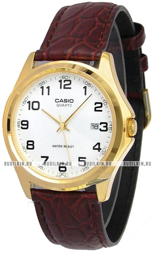 Мужские часы Casio MTP-1188PQ-7B Женские часы Maurice Lacroix EL1094-PVP06-350-1