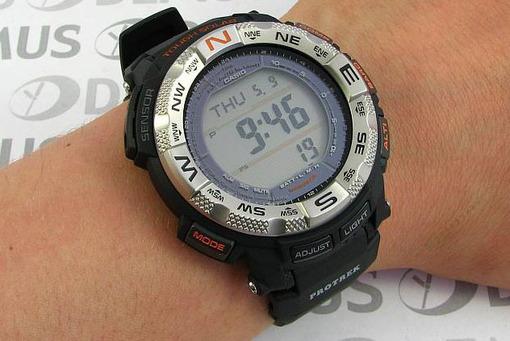 Watches - Casio Pro Trek