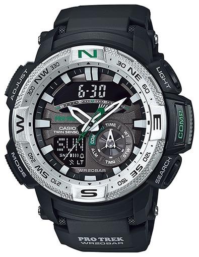 Фото японских часов Мужские японские наручные часы Casio Protrek  PRG-280-1E
