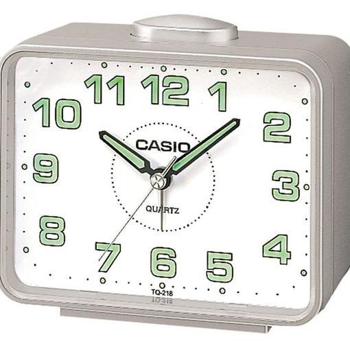 Фото японских часов Настольные японские  часы Casio Timer TQ-218-8E