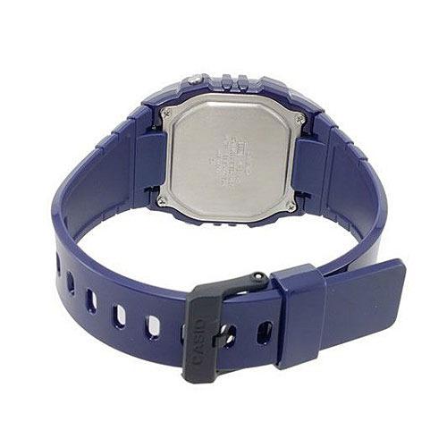 Фото японских часов Мужские японские наручные часы Casio Standard Digital W-215H-2A