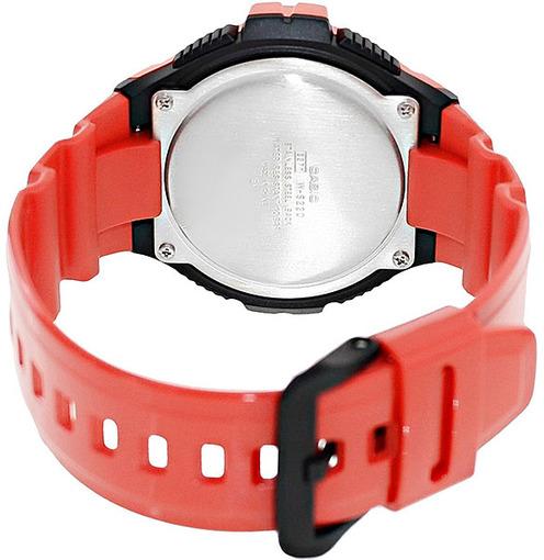 Фото японских часов Мужские японские наручные часы Casio Solar-powered W-S220C-4A