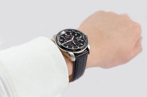 Фото японских часов Мужские японские наручные часы Citizen Eco-Drive AT9036-08E