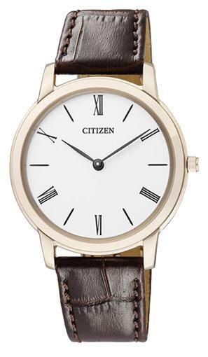Фото японских часов Женские японские наручные часы Citizen Elegance EG6003-17A