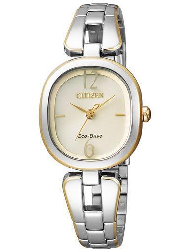 Фото японских часов Женские японские наручные часы Citizen Eco-Drive EM0186-50P