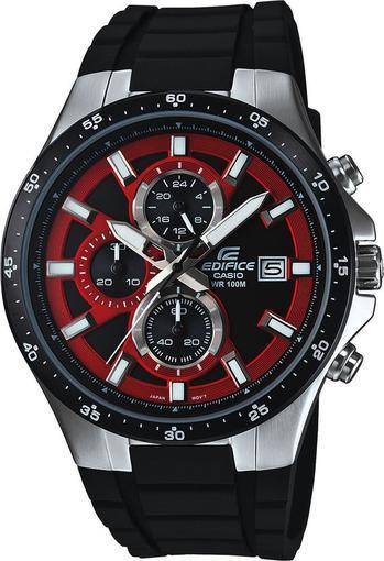 Фото японских часов Мужские японские наручные часы Casio Edifice  EFR-519-1A4