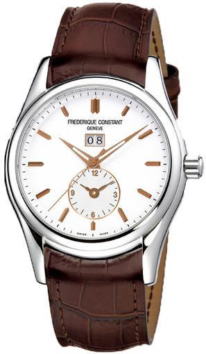 Фото швейцарских часов Мужские швейцарские наручные часы Frederique Constant INDEX FC-325V6B6