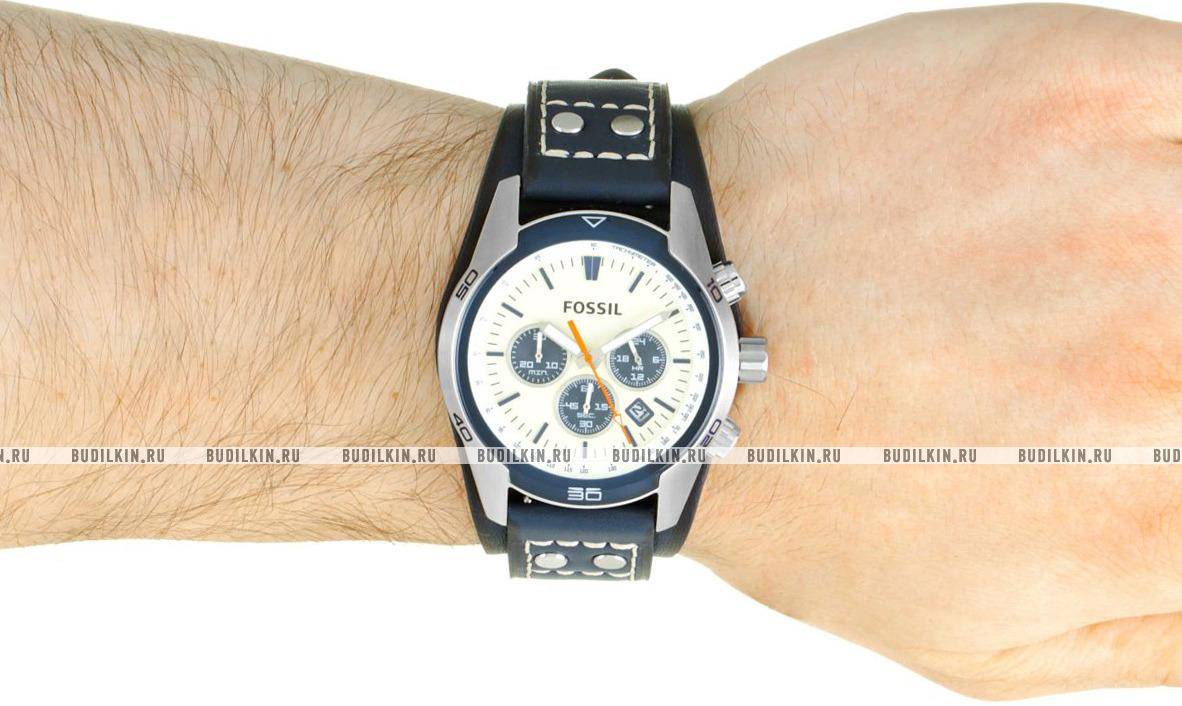 Fossil Ch3051 Buy A Watch Leather Watches With Competitive Fs5068 Photo American Male Wrist Coachman Chronograph