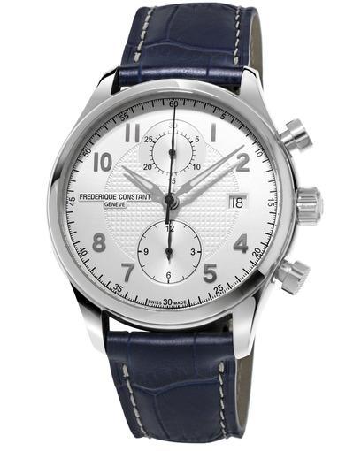 Фото швейцарских часов Мужские швейцарские наручные часы Frederique Constant Runabout FC-393RM5B6