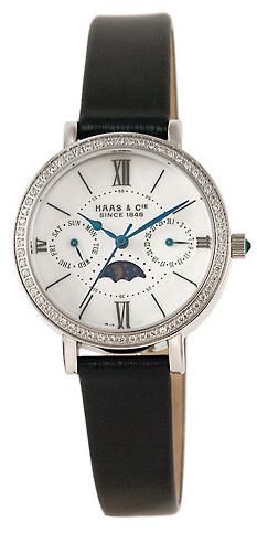 Фото швейцарских часов Женские швейцарские наручные часы HAAS & Cie Modernice FJC 440 ZFA