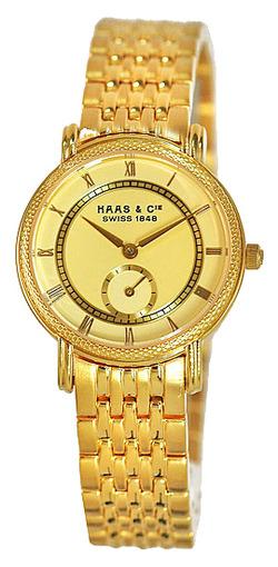 Фото швейцарских часов Женские швейцарские наручные часы HAAS & Cie Modernice FVC 402 JVA
