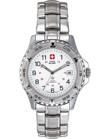 Фото швейцарских часов Мужские швейцарские наручные часы Hanowa Swiss Military Eiger SM10851MSN.H01M