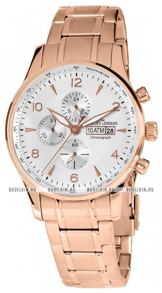 Часы Jacques Lemans 1-1844M Часы Kenneth Cole KC15097005