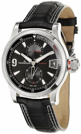 Фото швейцарских часов Мужские швейцарские наручные часы Jaeger-LeCoultre Master Compressor Q1738471