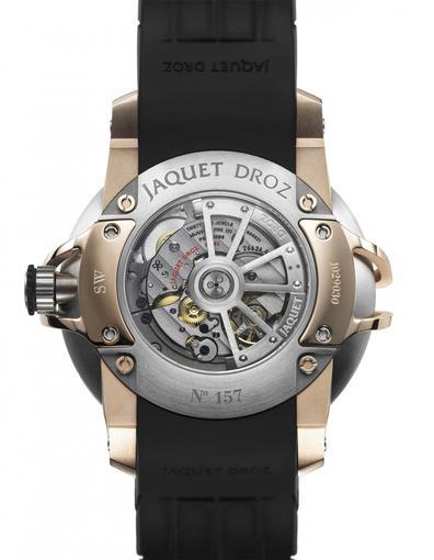 Фото швейцарских часов Мужские швейцарские наручные часы Jaquet Droz Grande Seconde SW J029037440