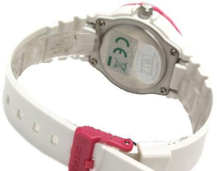Фото японских часов Женские японские наручные часы Casio Diver Look LRW-200H-4B