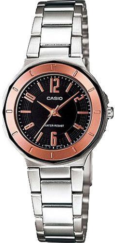 Фото японских часов Женские японские наручные часы Casio Standard Analogue LTP-1368D-1A2