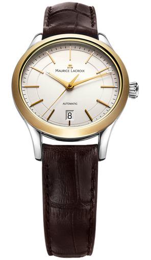 Женские швейцарские наручные часы Maurice Lacroix Les Classiques LC1026-PVY11-130