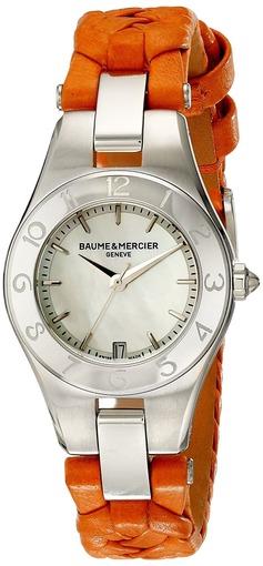 Фото швейцарских часов Женские швейцарские наручные часы Baume&Mercier Linea MOA10115