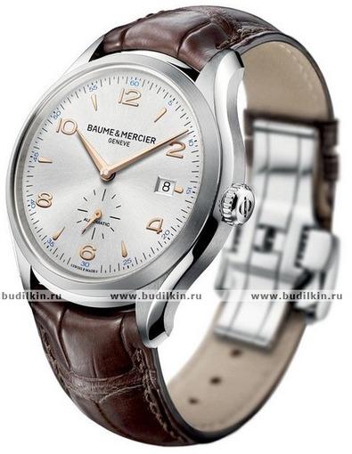 Фото швейцарских часов Мужские швейцарские наручные часы Baume&Mercier Classima Small Complication MOA10142