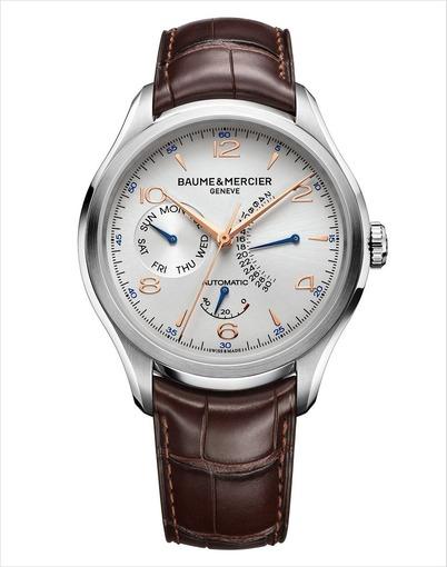 Фото швейцарских часов Мужские швейцарские наручные часы Baume&Mercier Classima Executives MOA10149