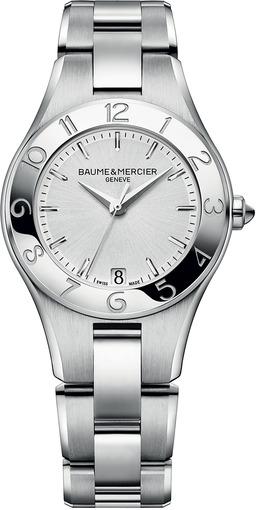 Фото швейцарских часов Женские швейцарские наручные часы Baume&Mercier Linea MOA10070