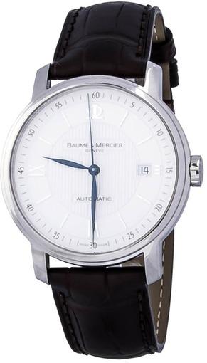 Фото швейцарских часов Мужские швейцарские наручные часы Baume&Mercier Classima Automatic MOAO8791