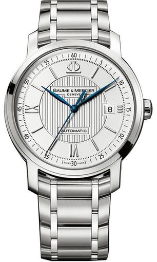 Фото швейцарских часов Мужские швейцарские наручные часы Baume&Mercier Classima Automatic MOAO8837