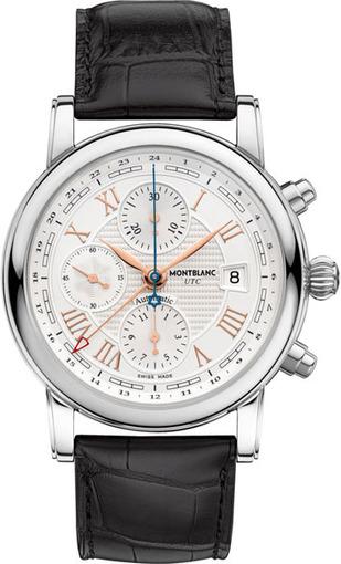Photo swiss watches Male swiss wrist watches Montblanc Star 113880
