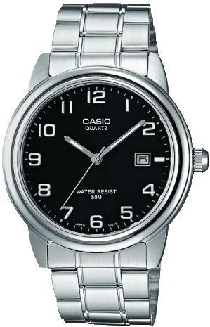 Фото японских часов Мужские японские наручные часы Casio Standard Analogue MTP-1221A-1A