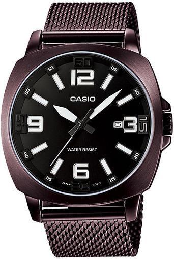 Фото японских часов Мужские японские наручные часы Casio Standard Analog MTP-1350DD-1A