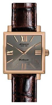 Фото швейцарских часов Женские швейцарские наручные часы Atlantic WORLDMASTER 14350.44.48