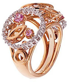 Кольцо Oro Trend A1653_ZP