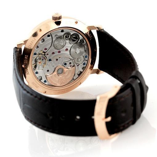 Фото швейцарских часов Мужские швейцарские наручные часы Piaget Altiplano Date G0A38131