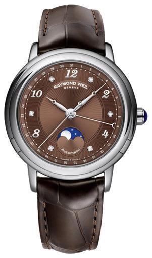 Фото швейцарских часов Женские швейцарские наручные часы Raymond Weil Maestro 2739-L2-05785