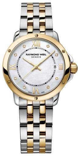 Фото швейцарских часов Женские швейцарские наручные часы Raymond Weil Tango 5391-STP-00995